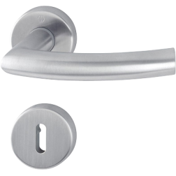 Hoppe - Door Handle - Trondheim Series - 1430Z/42/42KS