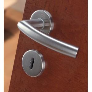 Door Handle - Hoppe - Trondheim - 1430Z/42/42KS