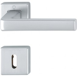 Hoppe Door Handle - Dublin Series - 1124/24K/24KS