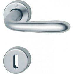 Hoppe - Door Handle - Santiago Series - M1740/88K/88KS