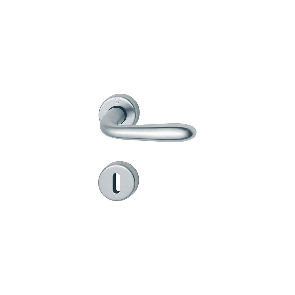Maniglia Hoppe Per Porta | Serie Santiago | M1740/88K/88KS