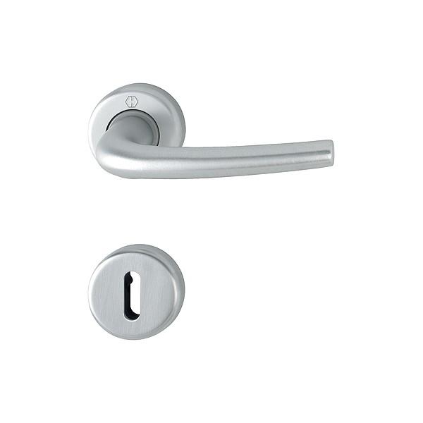 Maniglia Per Porta - Hoppe - Seattle - 168L/88K/88KS