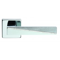 Arieni Italy - Door Handle with Swarovski- Boemia 9061 Series