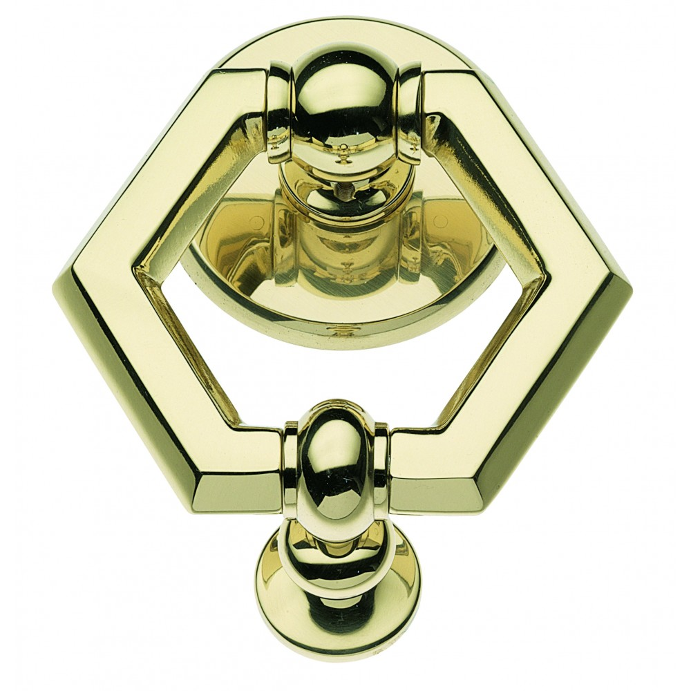 Door Knocker - Apro - Anello - Made In Italy