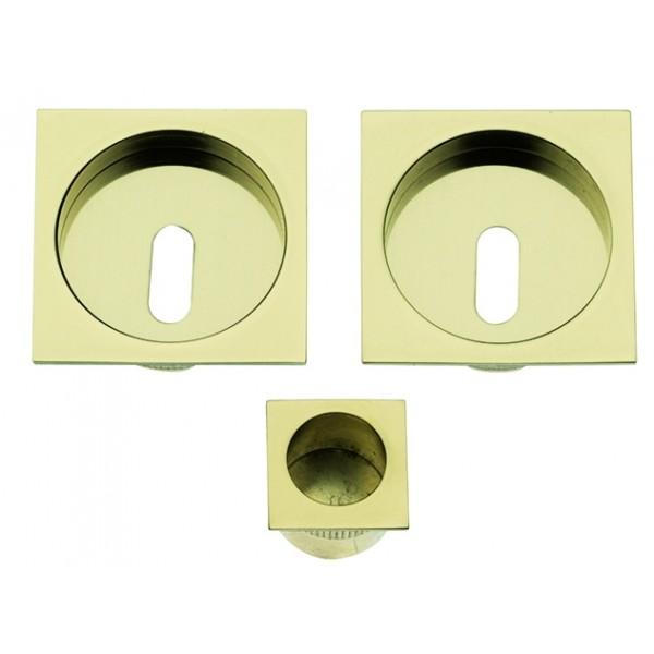 Arieni - Kit Quadrato Con Chiave Per Porta Scorrevole - 95Q
