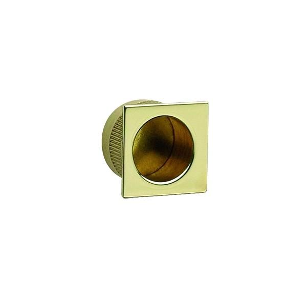 Finger Pull for Sliding Door  -  Apro - Square D01-Q
