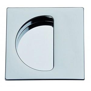 Maniglia Singola ad Incasso Per Porta Scorrevole - Apro - Quadrata KS01-QML - Produzione Italiana
