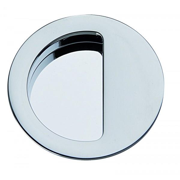 Single Sliding Door Handle -  Apro - Round Set KS01ML