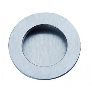 Single Sliding Door Handle -  Apro - Round Set KS01-OP - Made in Italy
