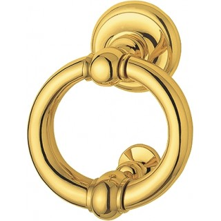 Hoppe - Brass Door Knocker - M532