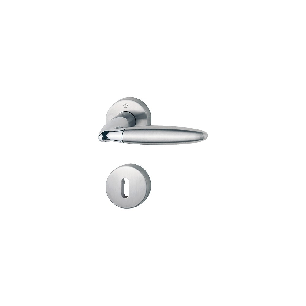 Maniglia Hoppe per porta | Modello Athinai | M156/19K/19KS