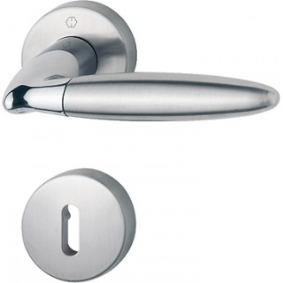 Hoppe - Door Handle - Athinai series - M156/19K/19KS