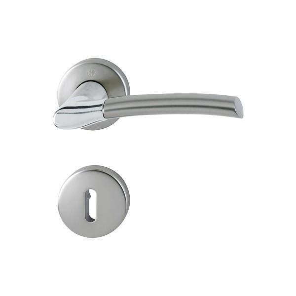 Hoppe - Door Handle - Bergen Series - code M1602/19K/19KS