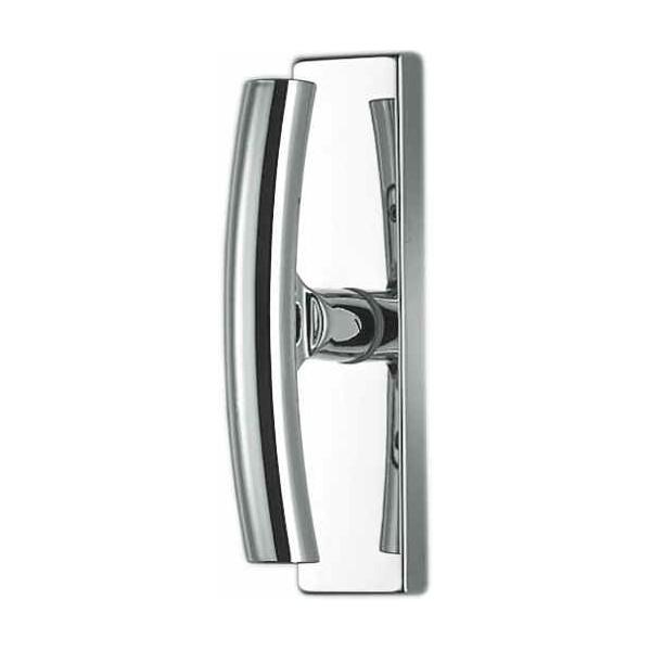 Window Handle on plate - Colombo Design - Mixa - CB22-IM