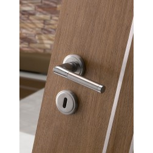 Door Handle -  Hoppe - Capri - M1950/15K/15KS
