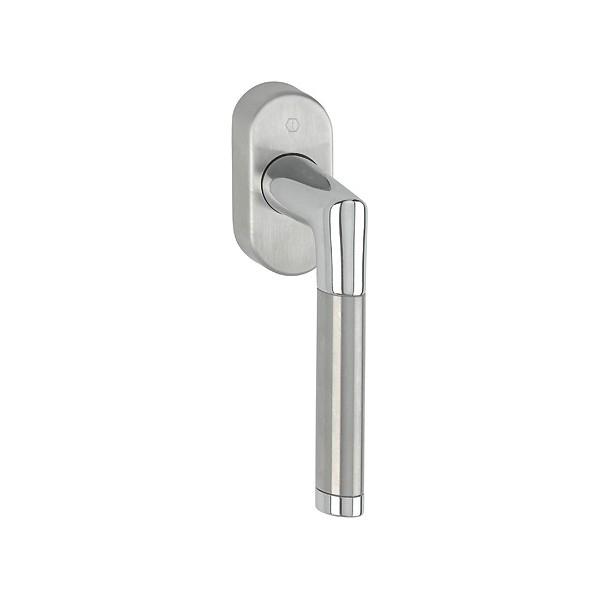 Maniglia Per Finestra - Hoppe - Martellina Dk Capri - M0950/US956