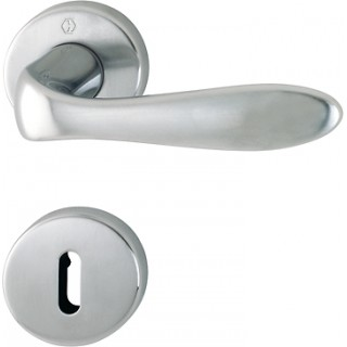 Hoppe - Door Handle - Genova series - M1535/23K/23KS