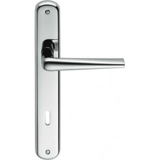 Colombo Design - Door Handle With Plate - Robotre CD91-P