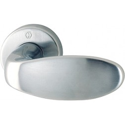Hoppe - Interior Door Knob - Genova Series - M35G/19