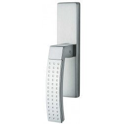 Colombo Design - Window Handle on plate - Trama  LC82-IM