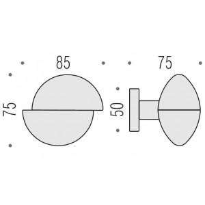 Pomolo Per Porta - Colombo Design - Etro - DB15