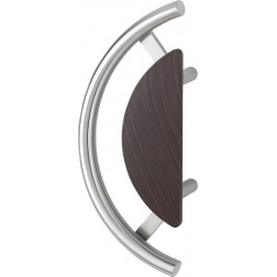 HOPPE - Fabulous Wood Pull handle - E5519FD