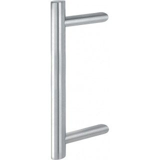 Hoppe - Straight Steel Pull Door Handle - E5062 Series
