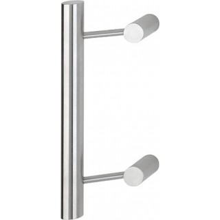 Hoppe - Straight Steel Pull Door Handle - E5119C Series