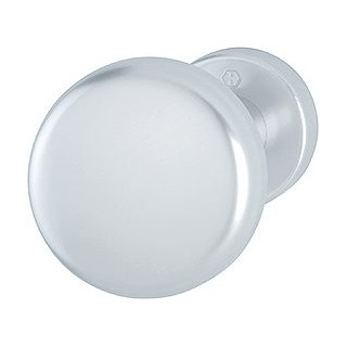 External Door Knob For Entrance Door - Hoppe - 63-75/42K