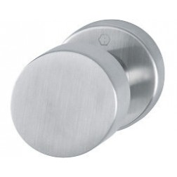 Hoppe - Stainless Steel Door Knob - E58/42K Series