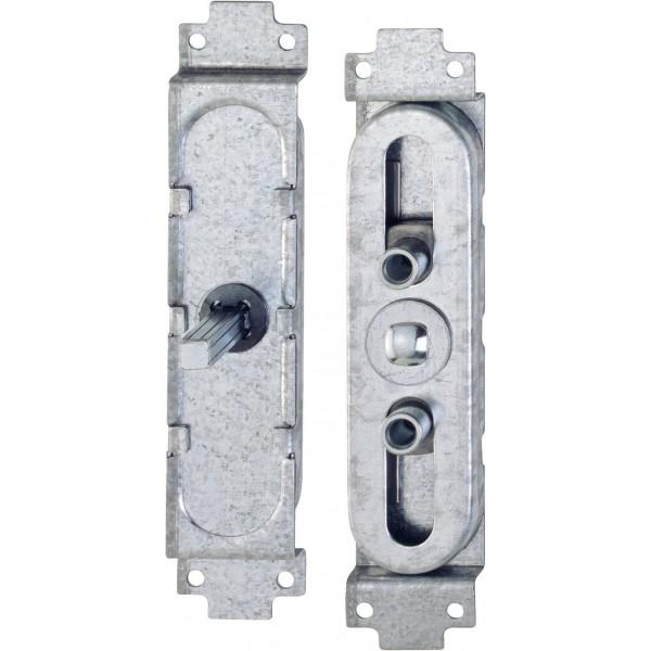 Hoppe - Meccanismo Graz in acciaio - Per Maniglie Cremonesi In Ottone