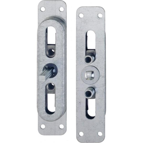 Hoppe - Meccanismo Graz in acciaio - Per Cremonesi In Alluminio