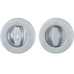 Hoppe - Flush Ring Handle For Folding Doors - Round Set M471