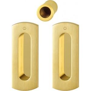Hoppe - Maniglia Per Porta Scorrevole - Kit Rettangolare M463