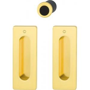 Hoppe - Maniglia Per Porta Scorrevole - Kit Rettangolare M464