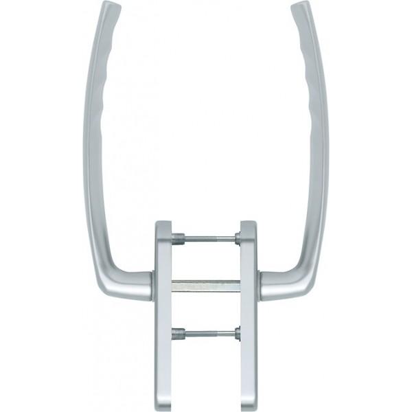 Hoppe - Pair Lift Slide Handles - Atlanta Series - HS-0530/431N