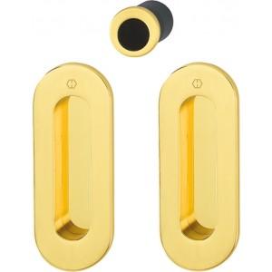 Hoppe - Maniglia Per Porta Scorrevole - Kit Ovale M472