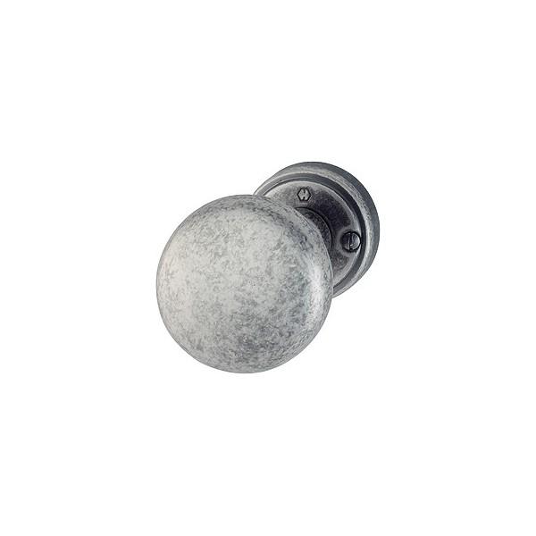 Hoppe - Antique Brass Door Knob - M63/15K-2 Series