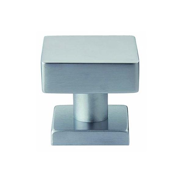 Arieni - Pomolo Quadrato Per Porta - Serie Quadro 906