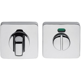 Colombo Design - Bathroom Door Handle Sets With Signaller - PT19-BZG-H