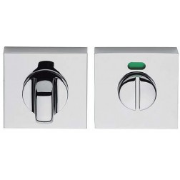 Colombo Design - Bathroom Door Handle Sets With Signaller - MM19-BZG-H