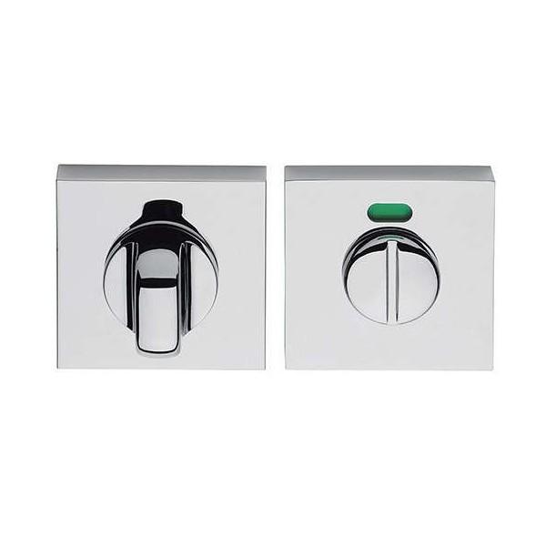 Colombo Design - Nottolino Per Porte Bagno/WC Con Segnalatore- MM19-BZG-H