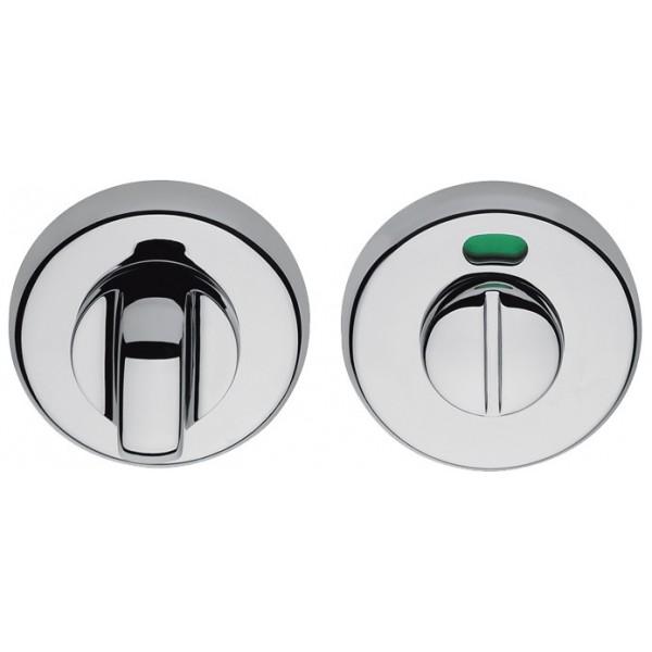 Colombo Design - Nottolino Per Porte Bagno/WC Con Segnalatore - CD49-BZG-H