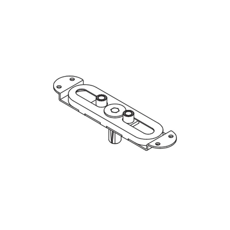 Meccanismo graz colombo design per maniglie cremonesi in for Prezzi maniglie colombo