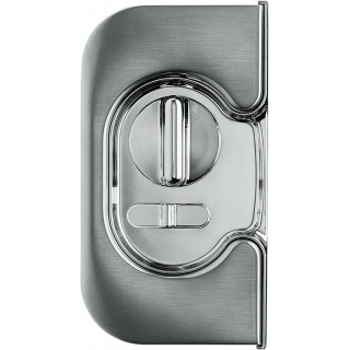 Colombo Design - Flush Pull Handle With Lock - Slide CB2011-LK