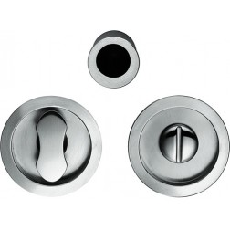 Colombo Design - Flush Pull Handle With Lock - Open ID211-LK