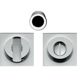 Colombo Design - Flush Pull Handle With Lock - Open 5Q ID311-LK