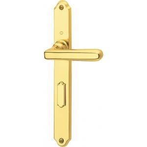 Maniglia Per Porta su placca - Hoppe - Basel - M159/307