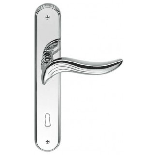 Colombo Design - Door Handle With Plate - Piuma AR11-P