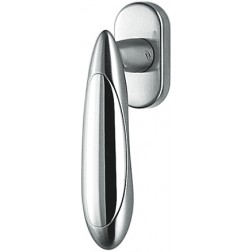 Colombo Design - Tilt and turn window handle - Tailla LC52-DK